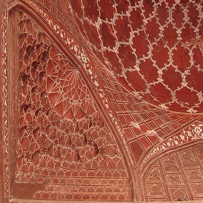 الهام از معماری اسلامی