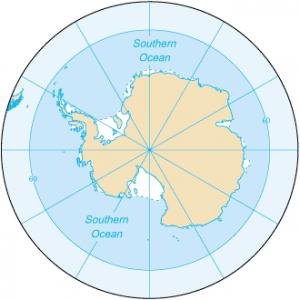 اقیانوس منجمد جنوبی