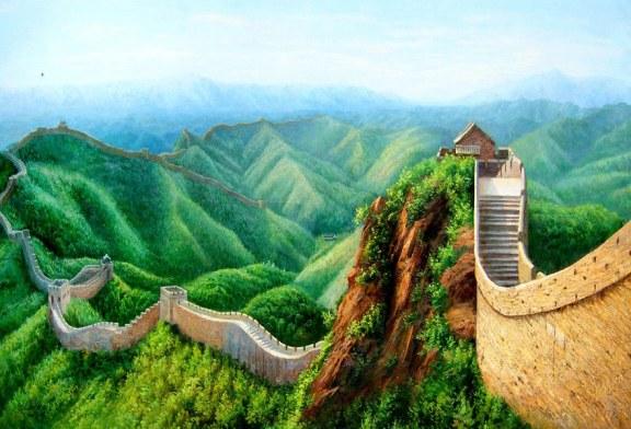 همه چیز در مورد دیوار چین
